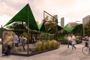 Przestrzeń. Projekt Jakuba Szczęsnego odpowiedzią na miejski zgiełk