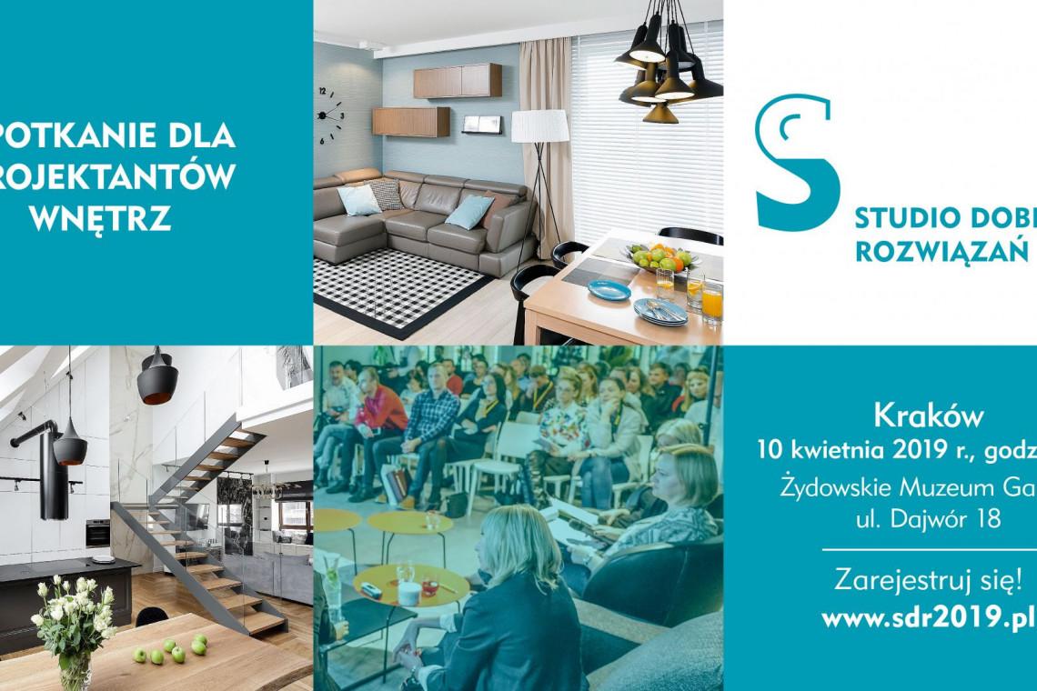 Studio Dobrych Rozwiązań zawita do Krakowa