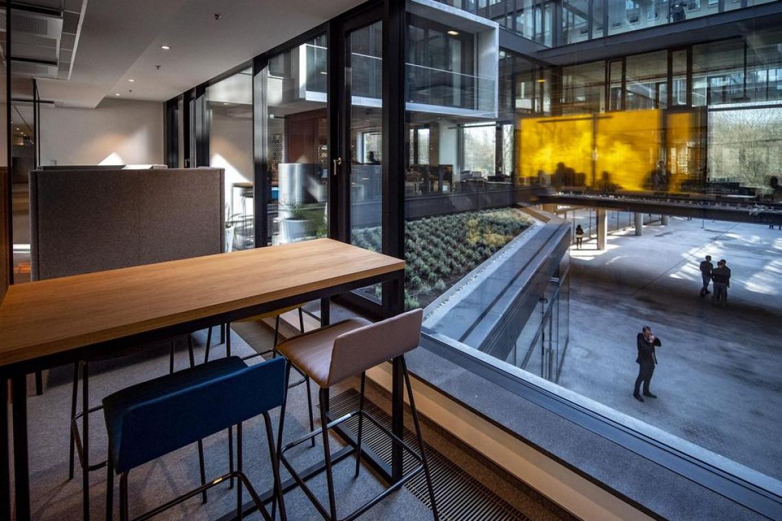 Tak wygląda najnowsze biuro Orange w Łodzi. Design zaskakuje!