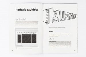 Gdynia wydała poradnik, jak dobrze zaprojektować szyld