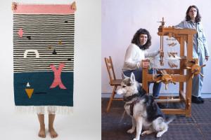 Miłośniczki rzemiosła i wyjątkowego wzornictwa. Projektantki z pracowni Tartaruga chcą przywrócić modę na kilimy