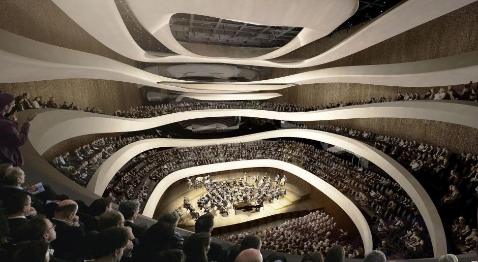 Sinfonia Varsovia z pozwoleniem na budowę! To najważniejsza inwestycja na warszawskiej Pradze