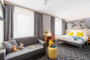 Tunel aerodynamiczny inspiracją dla hotelowego designu? Oto Hotel ibis Styles Warszawa West