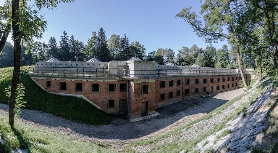 Rewitalizacja po krakowsku. Fort Łapanka powróci do czasów swojej świetności