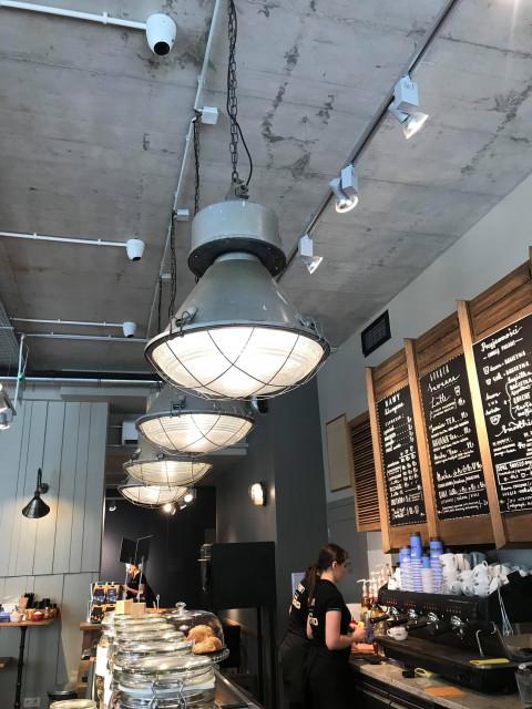 Green Caffè Nero z nowymi kawiarniami. Design znów zaskoczył