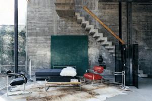 Projekty Eileen Gray w stylu Bauhausu