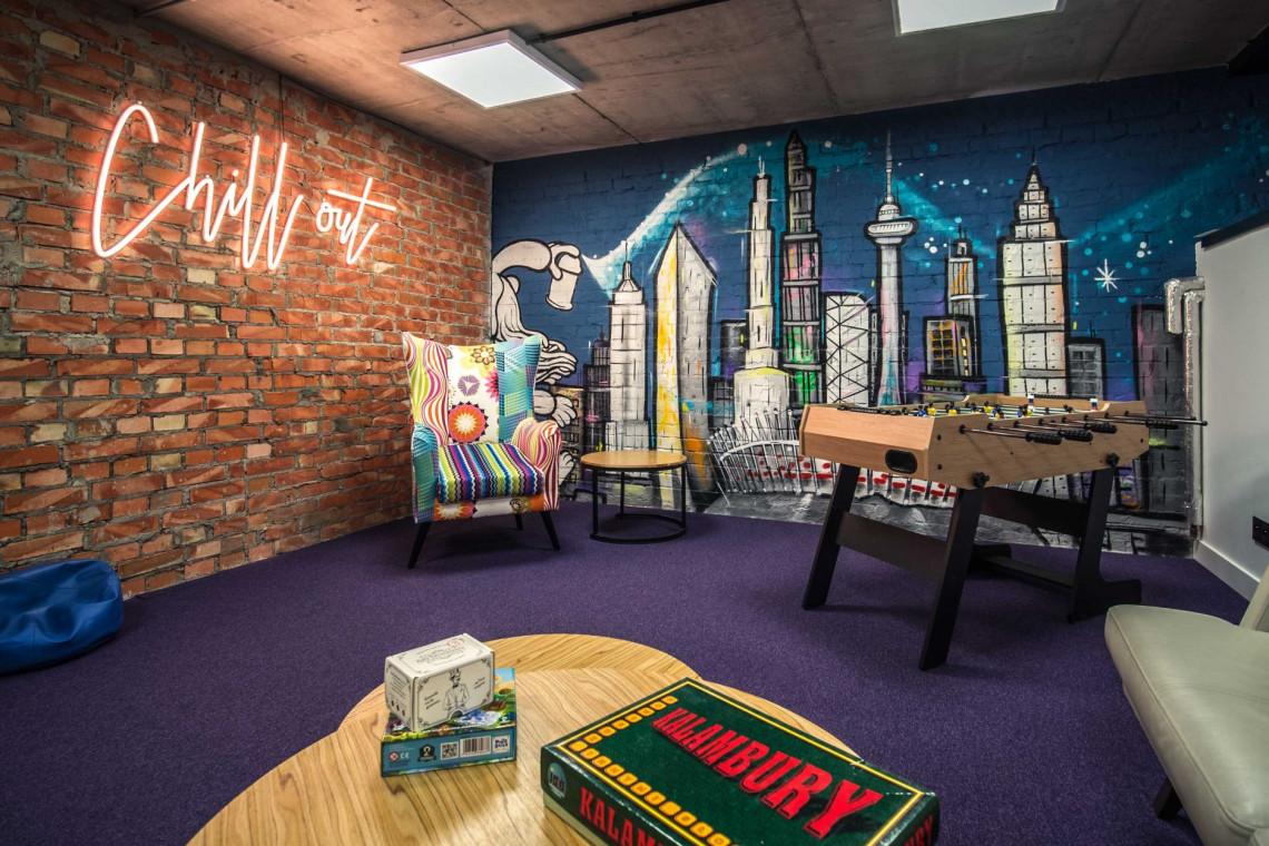 """Oto biuro Lloyd Properties w kultowych """"Koszykach"""". Zaglądamy do środka!"""