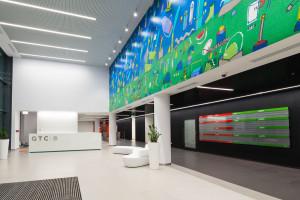 Zielone biura rozkwitły w sercu Łodzi