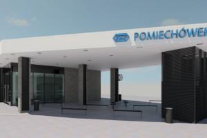 W  Pomiechówku powstanie innowacyjny dworzec kolejowy