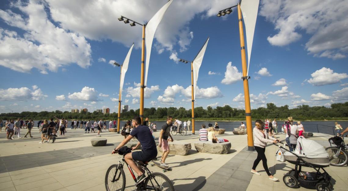 EEC 2019: Przestrzenie publiczne potrzebne mieszkańcom jak tlen