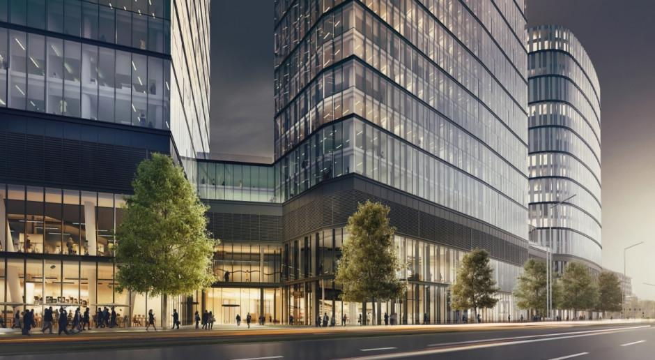 Budowa The Warsaw Hub zostaje wznowiona