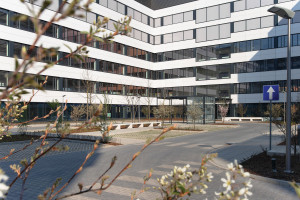 Business Garden Poznań już w całości. To projekt Ahlqvist & Almqvist Arkitekter