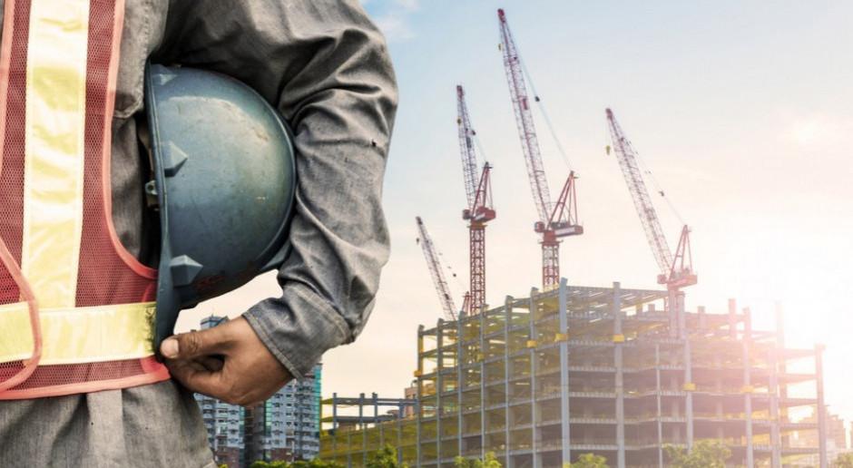 Umiarkowane tempo na rynku budowlanym