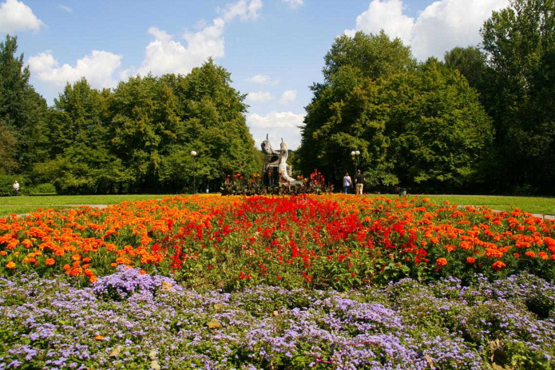 W Radomiu rozpoczęły się wiosenne nasadzenia kwiatów