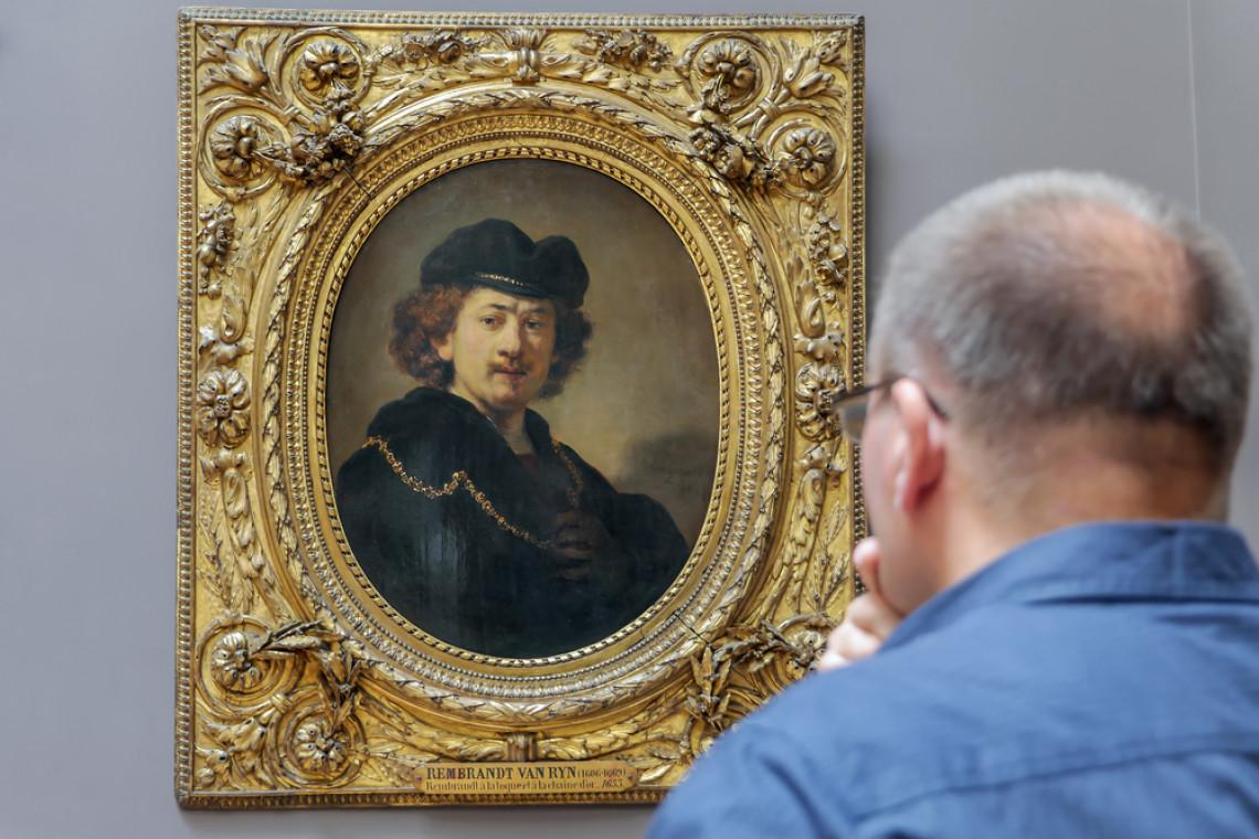 Grafiki Rembrandta i Rubensa w Licheniu Starym
