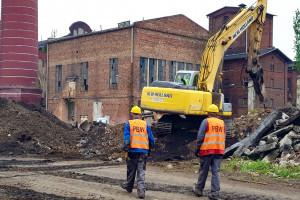 Startuje budowa Fuzji na terenie dawnej fabryki Scheiblera. To projekt Medusa Group