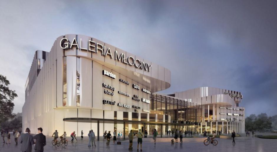 Za niecały miesiąc wielkie otwarcie Galerii Młociny! To dzieło Kuryłowicz&Associates i Chapmana Taylora