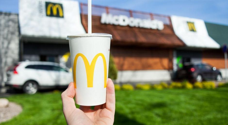 Klienci McDonald's ominą zakaz używania plastikowych słomek?