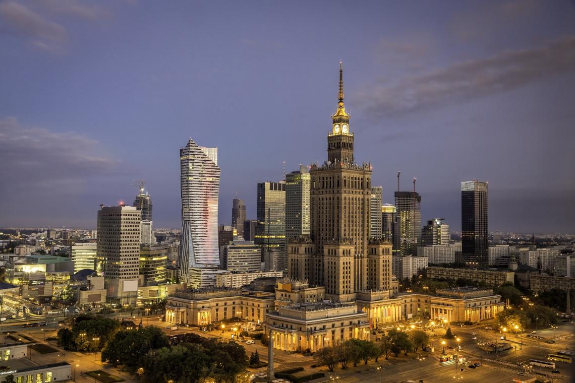 Warszawa szuka projektów w duchu idei smart city