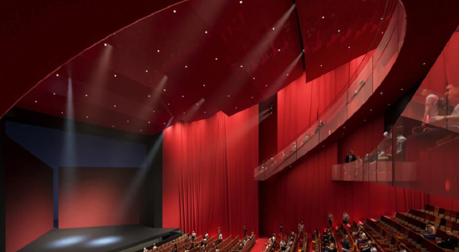 Tak będzie wyglądał Teatr Muzyczny w Poznaniu. To projekt Atelier Loegler Architekci