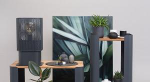 Polska marka meblowa stawia na lekkie konstrukcje łączące drewno, stal, szkło i beton
