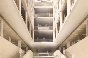 Pracownia AHMM zaprojektowała nowy parlament Wielkiej Brytanii. Obiekt będzie przeniesiony