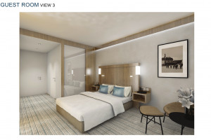 Warszawski Marriott się zmieni. Za projekt nowych wnętrz odpowiada FBT – Pracownia Urbanistyki i Architektury