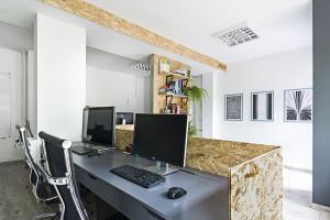 """Pracownia lubelskich architektów w duchu """"DIY"""" i """"low cost"""""""