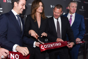 Cindy Crawford otwiera Cosentino Los Angeles City Center