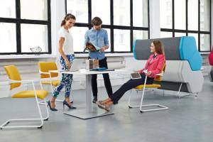 Skuteczna motywacja do pracy. Wiosenne odświeżenie biura