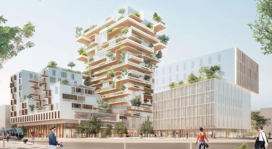 Najwyższy drewniany wieżowiec powstaje we Francji