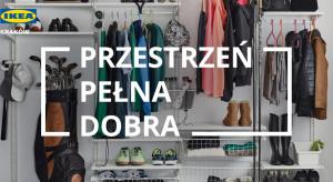 """IKEA stworzyła w Krakowie """"Przestrzeń Pełną Dobra"""""""
