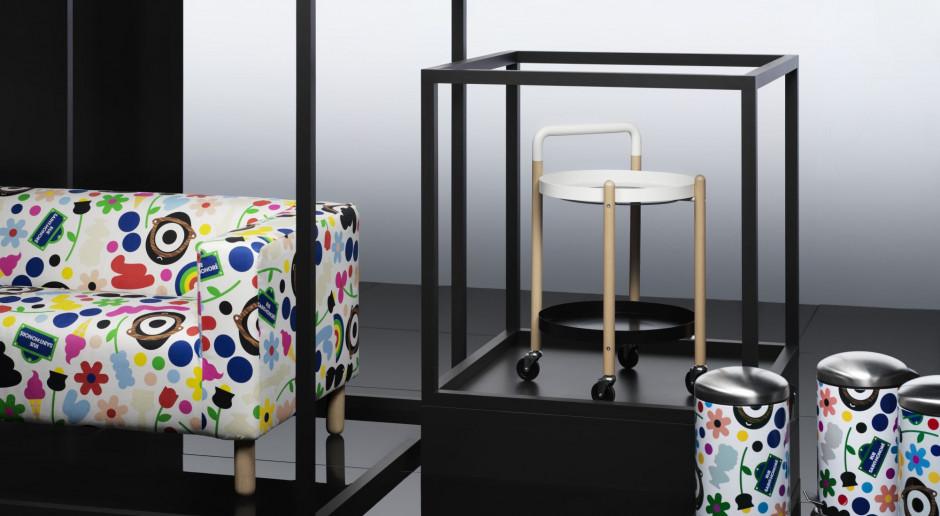 IKEA znów zaskakuje niestandardową współpracą. Kolekcja FÖRNYAD to zabawa w czystej postaci