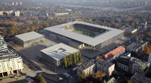 Sosnowiec podpisał umowę z wykonawcą hali sportowej. To projekt JSK Architekci