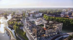 Bulwary Książęce to projekt, który odzwierciedla rozwój Wrocławia