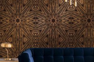 Ściany w stylu Art Deco. Sztuka robienia wrażenia