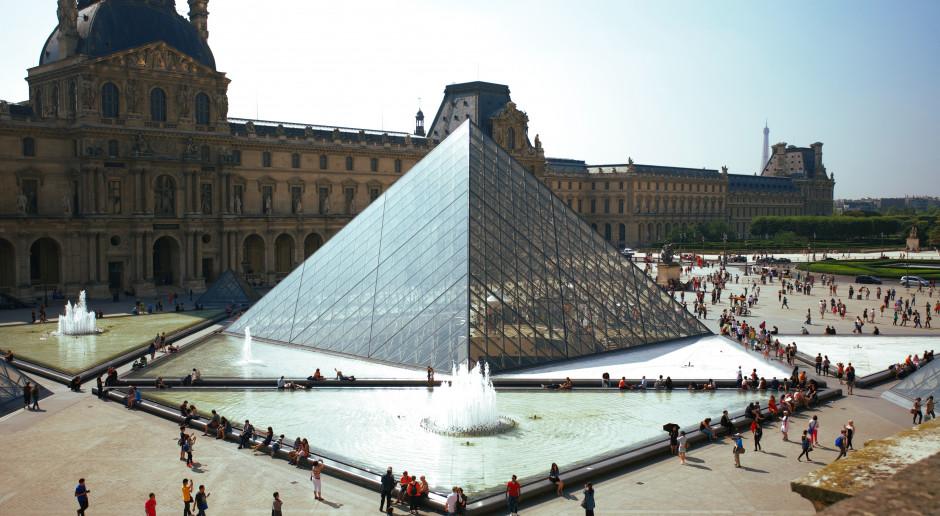 Nie żyje architekt piramidy na dziedzińcu Luwru