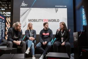 Porsche z konkursem. Na styku technologii, mobilności i zrównoważonego rozwoju