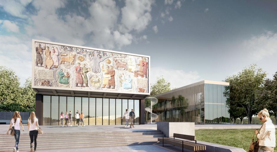 Pracownia Nizio Design International projektuje w Gruzji. Architekci postawili na formułę