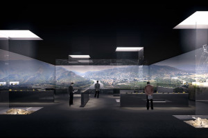 """Pracownia Nizio Design International projektuje w Gruzji. Architekci postawili na formułę """"żywej lekcji historii"""""""