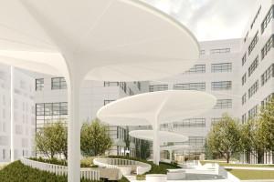 Grupa Plus Architekci dla White Stone. Warszawskie biurowce przy Cybernetyki 7 zyskają drugie życie