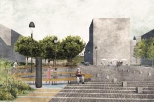 Wybrano projekt skweru na warszawskiej Pradze