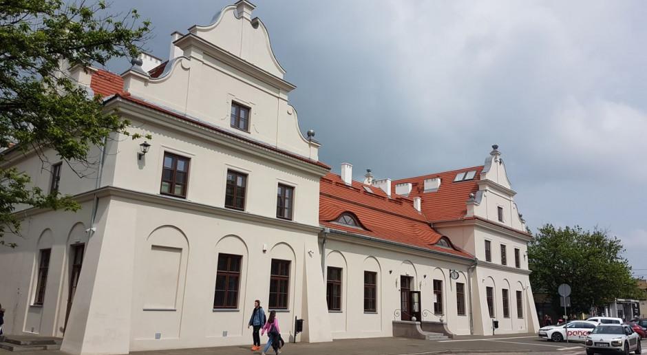 Dworzec w Pruszkowie odzyskał blask
