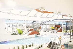 Efekt kameleona, recykling energii i VR. Jak powstawał Park Wodny w Tychach?