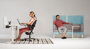 Na koncie ma 40 nagród Red Dot. Teraz postawił na współpracę z Grupą Nowy Styl i zaprojektował krzesło biurowe