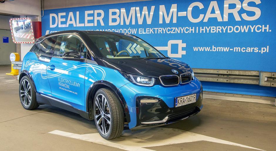 Galeria Krakowska w duchu elektromobilności