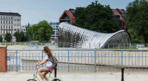 Nawa - rzeźba autorstwa Oskara Zięty z nagrodą German Design Award