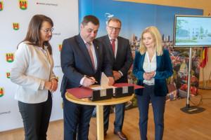 Nowy kompleks oświatowy na warszawskim Ursynowie. Umowa podpisana!