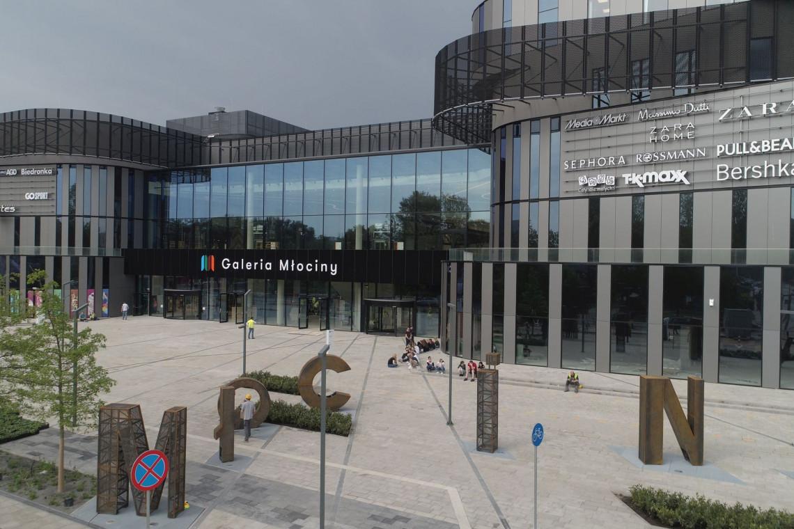 Nowe centrum handlowe w Warszawie. Galeria Młociny oficjalnie otwarta!