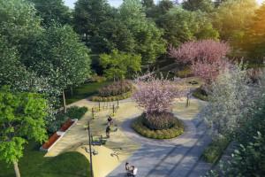 Park Moniuszki w Łodzi pod znakiem rewitalizacji